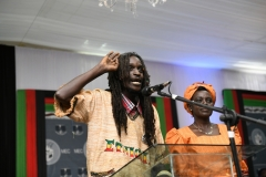 Catherine Kayange and Ras Chikomeni Chirwa  (1)..