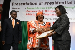 Jerry Jana, Joyce Banda and Jane Ansah (4)j