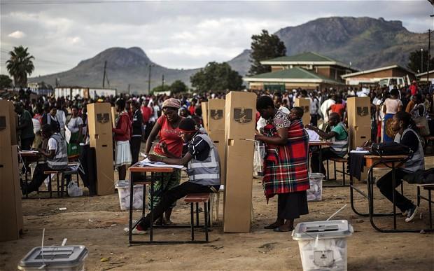 Afbeeldingsresultaat voor elections malawi
